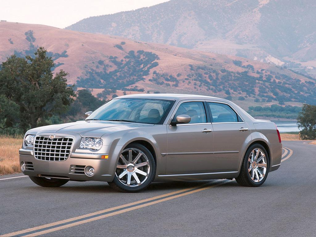 2006 Chrysler 300 300c